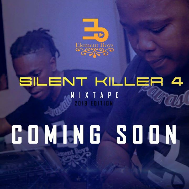 Element Boyz Silent killer 4 Mixtape