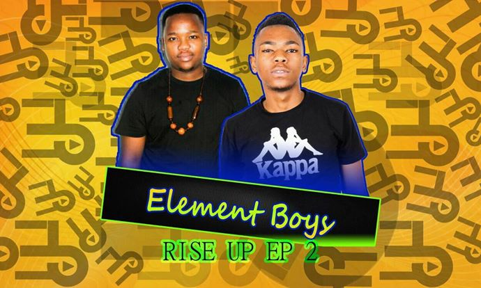 Element boys Black Mamba