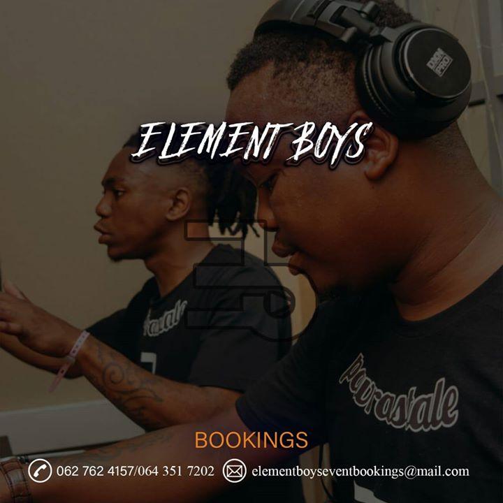 Element Boys MDA