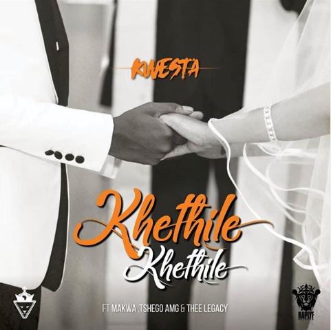 Kwesta Khethile Khethile ft. Makwa, Tshego AMG, Thee Legacy