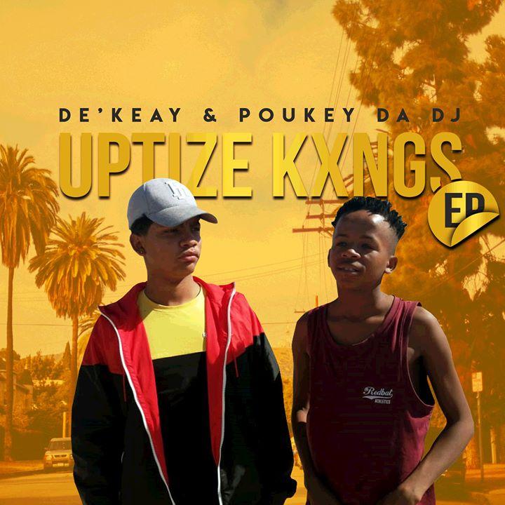 De KeaY & Poukey Da DJ - Road To The EP Launch Mix