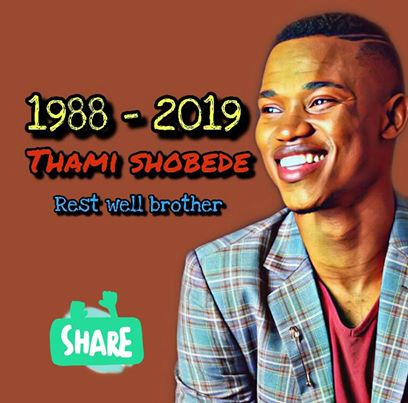 DJ Ace Tribute to Thami Shobede (Afro House Mix)