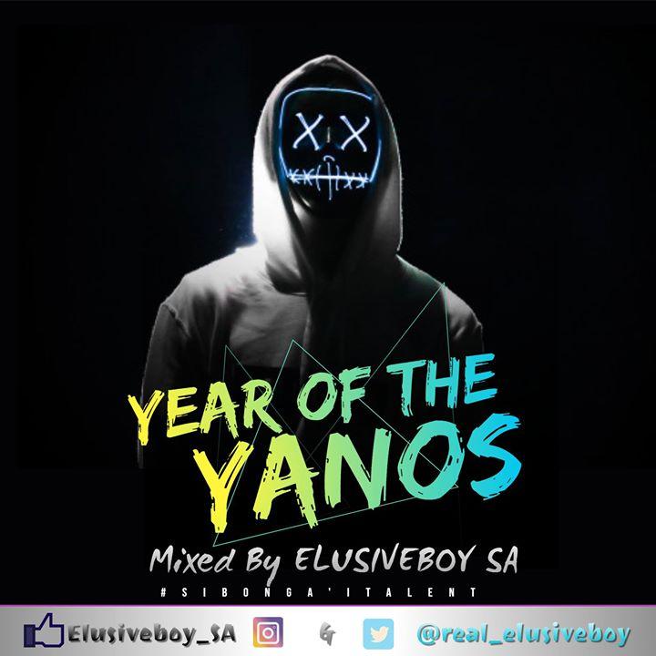 Elusiveboy SA Year Of The Yanos Vol.1 Mix