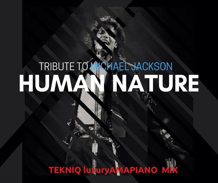 TekniQ SA Tribute to Michael Jackson (Human Nature) Amapiano Mix