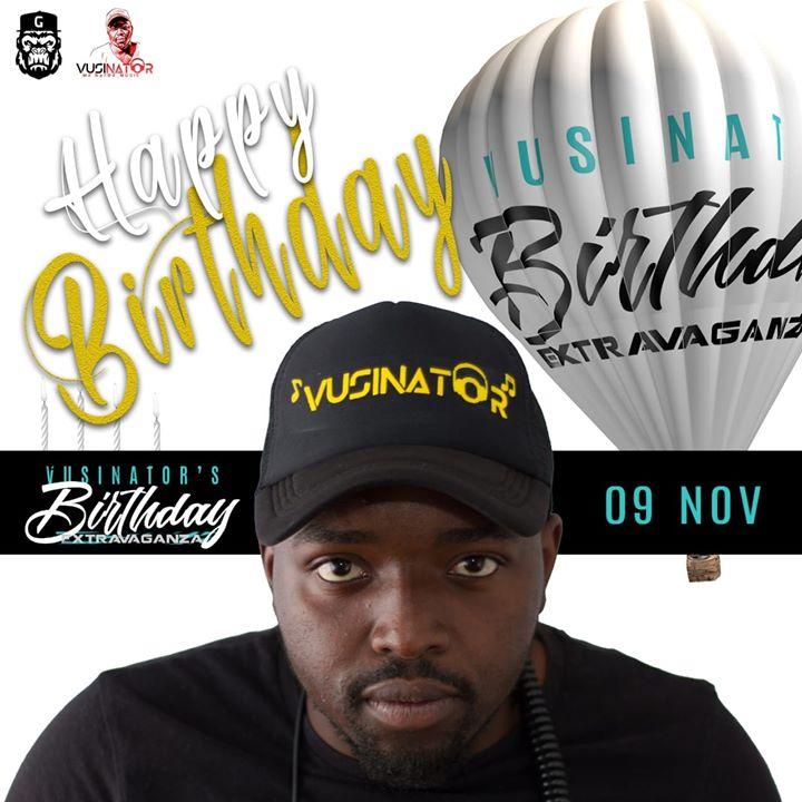 Vusinator 2019 Birthday Mix